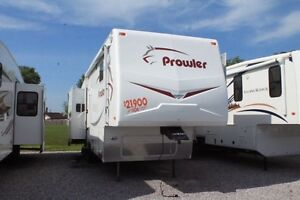 2007 Fleetwood Prowler 295TS Fifth Wheel