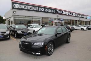 2017 Chrysler 300S CAMERA,PANORAMIC ROOF NO ACCIDENTS 1-OWNER