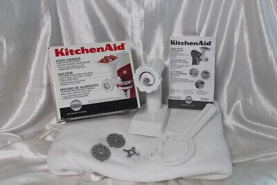 KitchenAid Mixer Food Meat Grinder Attachment