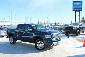 2019 GMC Canyon SLT| Nav| Heat Leath/Wheel| Bose®| Rem Start| Au