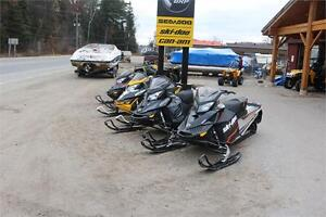 SNOWMOBILES ARE HERE!!!!!  COM SEE OUR LINE UP, NEW AND DEMOS Peterborough Peterborough Area image 4