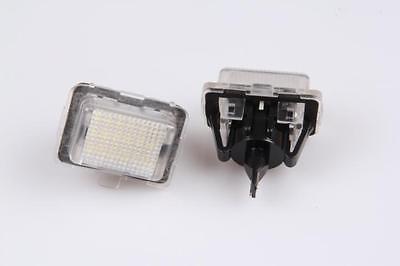 LED SMD Kennzeichenbeleuchtung Mercedes E-Klasse C207 W207 Coupe /412
