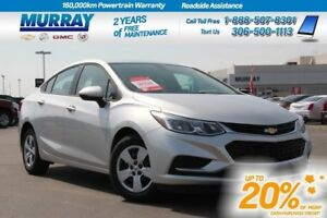 2018 Chevrolet Cruze LS Sedan *CLIMATE CONTROL, REAR CAMERA*