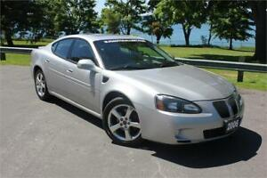 2006 Pontiac Grand Prix GXP-V8| LEATHER| ROOF| PADDLE SHIFTERS
