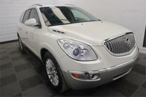 2010 Buick Enclave CXL1 AWD! Leather! Heated Seats! Clean Title!