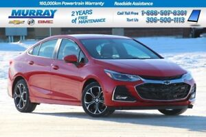 2019 Chevrolet Cruze LT Sedan*REMOTE START,HEATED SEATS*