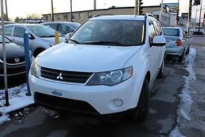 2009 Mitsubishi Outlander XLS,7 PSGS,4X4,JUST ARRIVED,SPECIAL