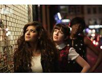 Looking for members to start rock / pop / indie girl group band (female singers)