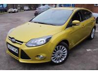 LHD 2011 Ford Focus 1.6TDCI Titanium 5 Door SPANISH REGISTERED