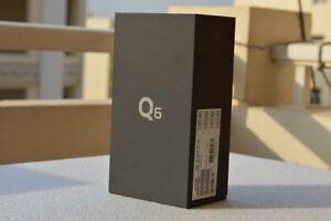 LG Q6 Smartphone Brand New Unlocked