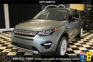 2016 DISCOVERY SPORT HSE SI4/7 PASSAGERS/NAVI/XENON/PANO/CAM