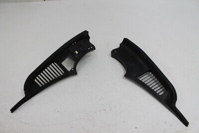 89-92 YAMAHA FJ1200 RIGHT LEFT FRONT DUCT COVERS PANELS COWLS