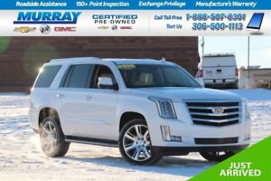 2016 Cadillac Escalade PREMIUM 4WD*REMOTE START,SUNROOF,HEATED S