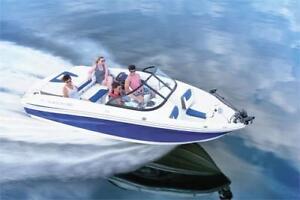 2019 Tahoe 500 TF w/Mercruiser 4.5L MPI 200hp