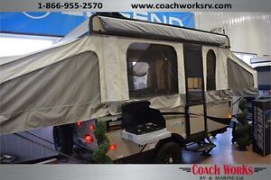 Get Out Camping In This Great Tent Trailer