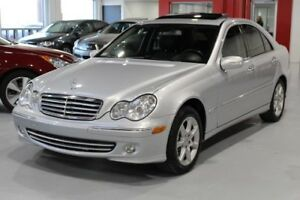 Mercedes-Benz C-Class C350 4D Sedan 4MATIC 2007