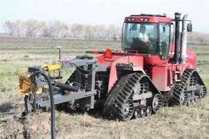 Tile plows, ditchers, drainage software and more!