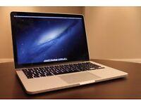 Apple Macbook Pro with Retina Display 13.3 Inch 8GB 128GB