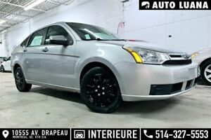 2008 Ford Focus SE AUTOMATIQUE/BLUETOOTH/GROUPE ELEC./*127000km*