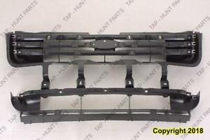 Grille Mounting Panel CAPA Ford Fusion 2006-2009