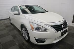2014 Nissan Altima 2.5 SL Leather! Heated Seats! Clean Title!