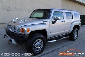 2008 Hummer H3 ALPHA 5.3L V8 - LUXURY - ONLY 95,000KMS!