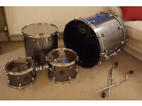 Mapex Saturn V drum kit - Granite Sparkle