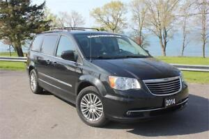 2014 Chrysler Town & Country Touring-REAR DVD|LEATHER|BLUETOOTH|