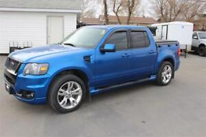 2010 Ford Explorer Sport Trac Adrenalin