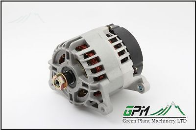 Jcb Parts Alternator 85 Amp For Jcb - 71440154