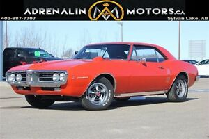 1967 Pontiac Firebird Sprint 6 PRICE REDUCED!!