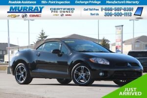 2007 Mitsubishi ECLIPSE SPYDER GT-P*CONVERTIBLE,HEATED SEATS*