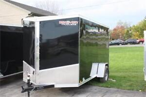 2018 Discovery 6x12 Enclosed Cargo Trailer YEAR END SALE!