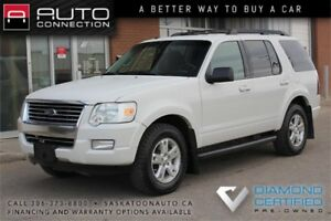 2009 Ford Explorer XLT 4x4 ** VERY LOW KM **