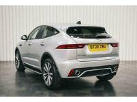2020 Jaguar E-PACE DIESEL ESTATE 2.0d (180) R-Dynamic SE 5dr Auto SUV Diesel Aut