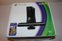 XBox 360 (2 controllers, Black Ops & head set)