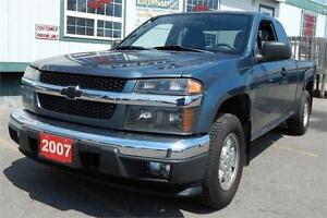 2007 Chevrolet Colorado LT ZQ8