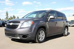 2012 Chevrolet Orlando LT 3RD ROW SEATING CHEAP PAYMENTS