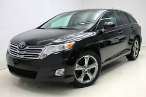 2010 Toyota Venza Limited AWD V6 *JBL* XENON * Cuir/Leather *