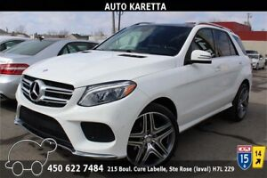 2016 MERCEDES GLE 350d 4MATIC, 19.980 KM NAVIGATION, CAMERA 360