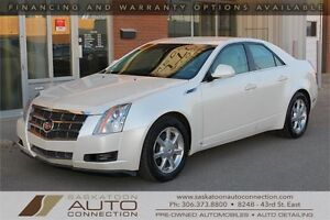 2008 Cadillac CTS ** LOW KM ** EXCEPTIONAL CONDITION **