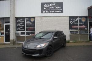 2012 MAZDA 3 HATCHBACK GS SKY **AUTOMATIC**TOUCHSCREEN*