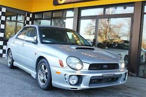 2000 Subaru Impreza WRX  Bugeye AWD 145K's Turbo 276hp Manual 17