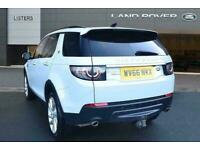 2016 Land Rover Discovery Sport 2.0 TD4 (180hp) HSE Luxury Auto SUV Diesel Autom