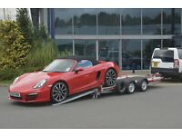 Brian james ifor williams car trailer hire
