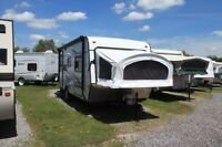 2015 K-Z Spree 18' Hybrid Travel Trailer