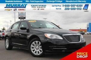 2014 Chrysler 200 LX *AIR CONDITIONING,KEYLESS REMOTE*