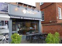 GOURMET COFFEE & SANDWICH BAR BUSINESS REF 147982