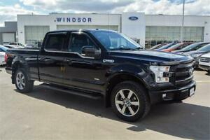 2016 Ford F-150 Lariat  - Navigation - Sunroof