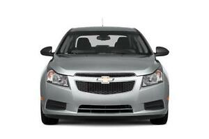 2013 Chevrolet Cruze 2LS   6 monts  free payment  oac